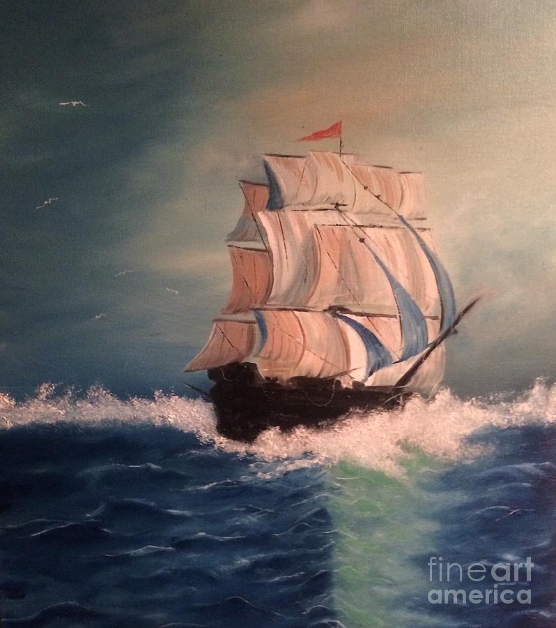 Open Seas by DENISE TOMASURA