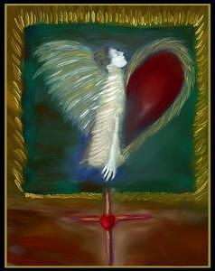 Heart Photograph - Opening Ones Heart by Padgett McFeely