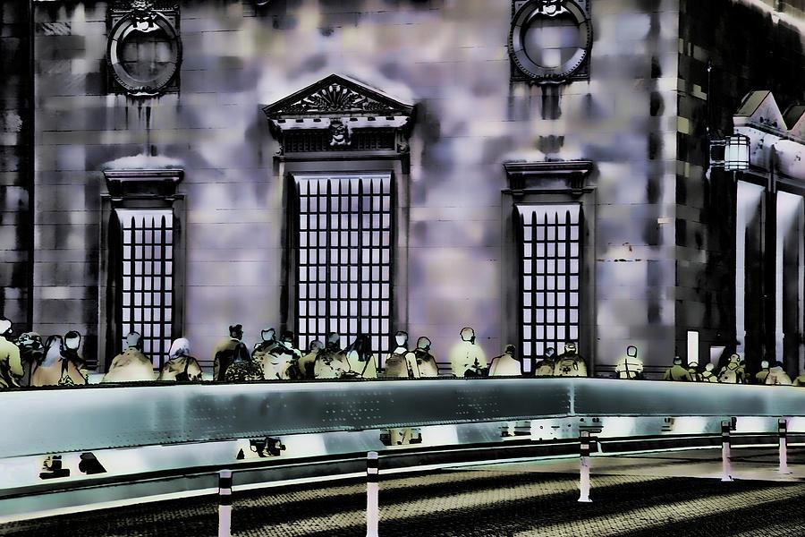Opera Commute by Bruce Richardson