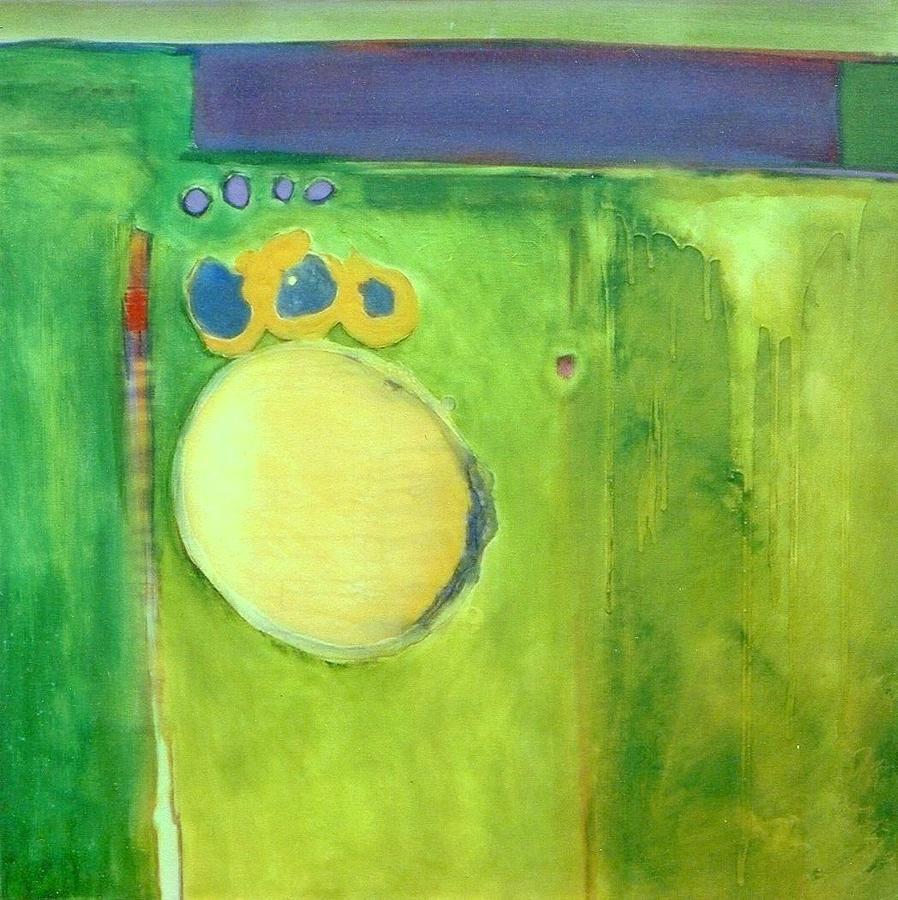 OPTIC NERVE by Marlene Burns