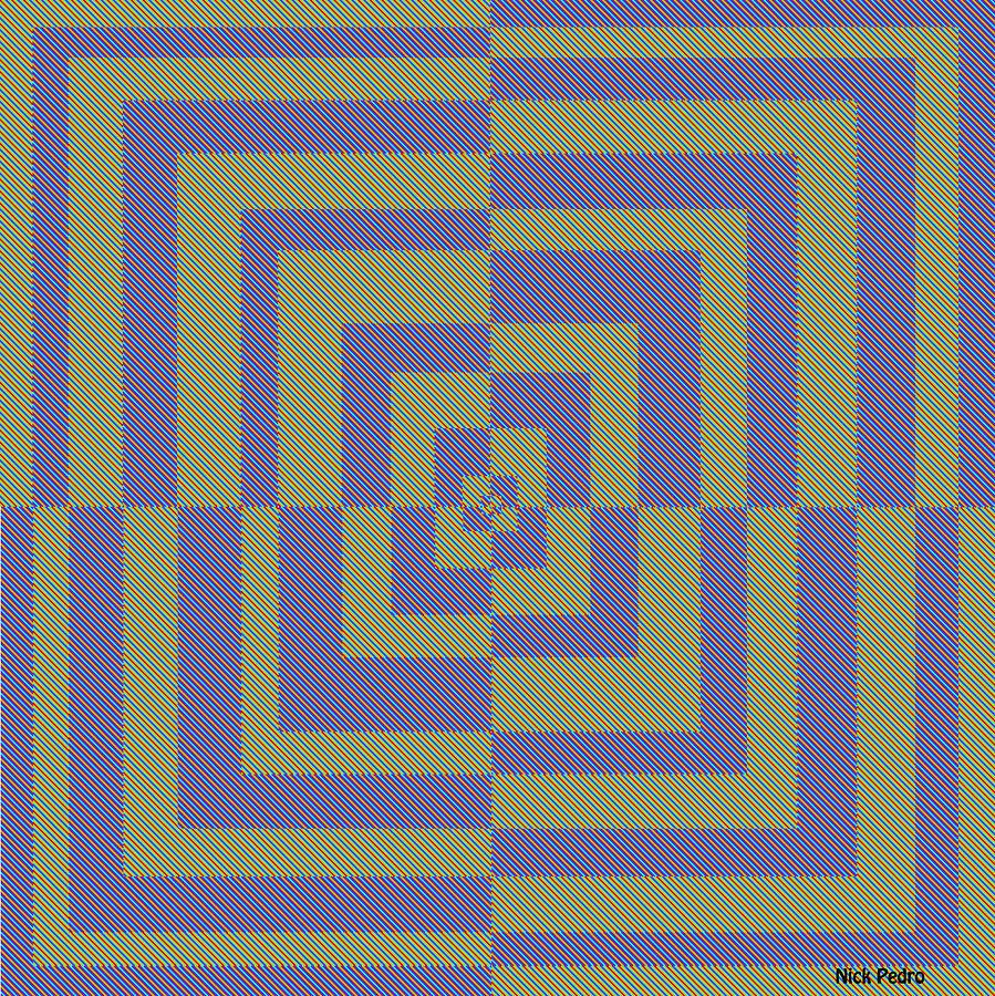 Optical Illusion Number Two Digital Art