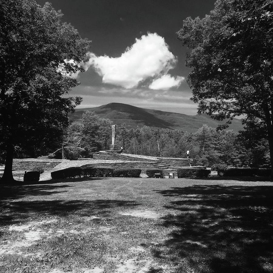 Opus 40 Photograph by Cornelia DeDona