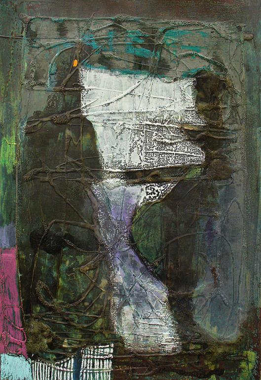 Oraki Painting by Maciek Ratajczak