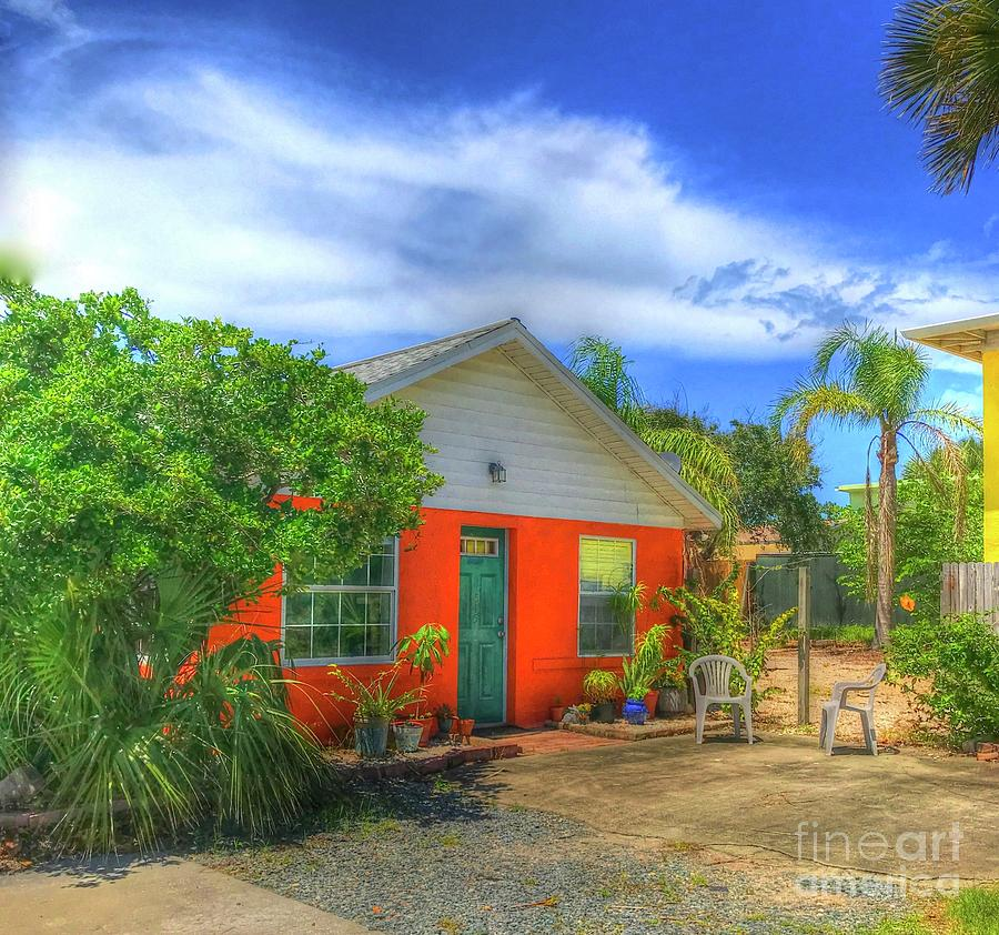 Orange Beach House by Debbi Granruth