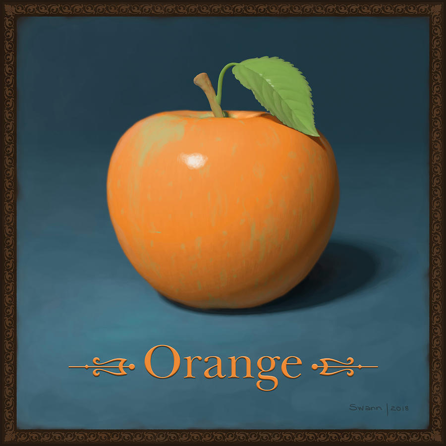 Orange by Swann Smith