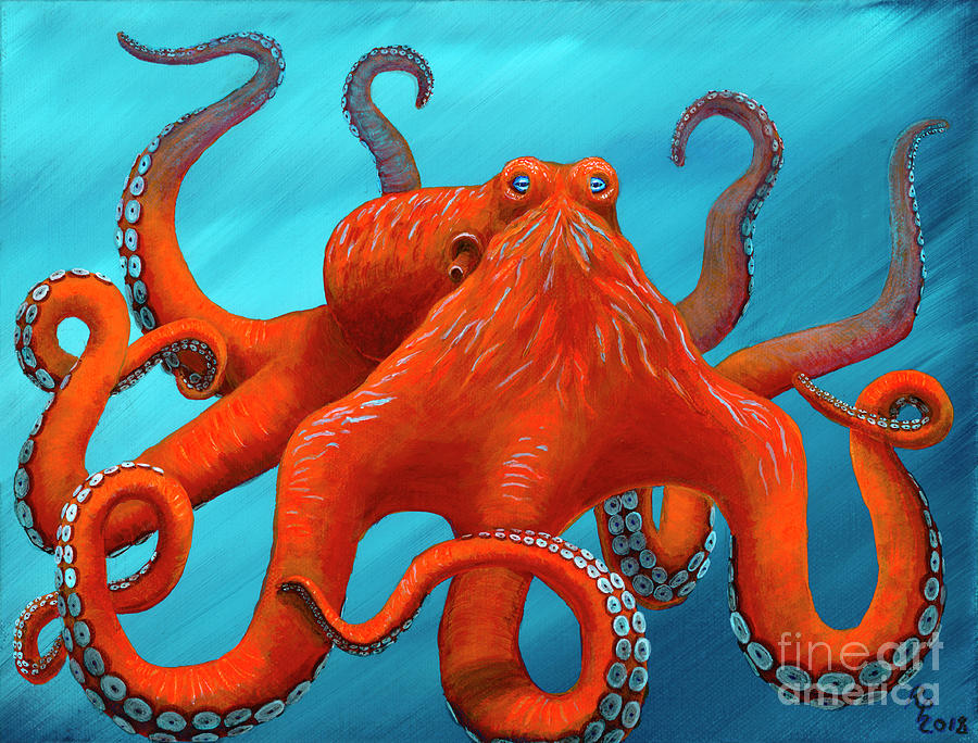 Orange-U-Gr-8 by Rebecca Parker