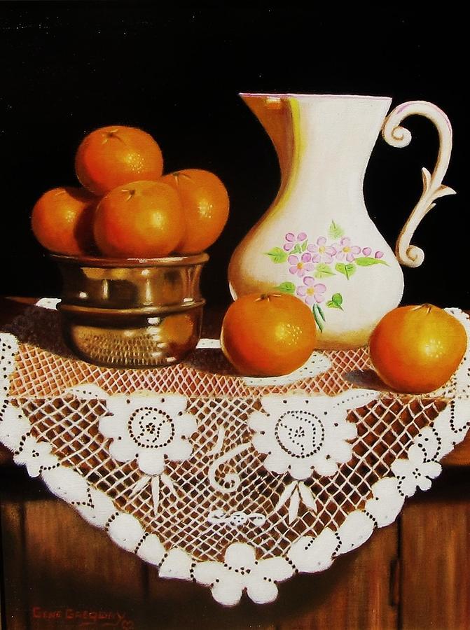 Orange you sweet  by Gene Gregory