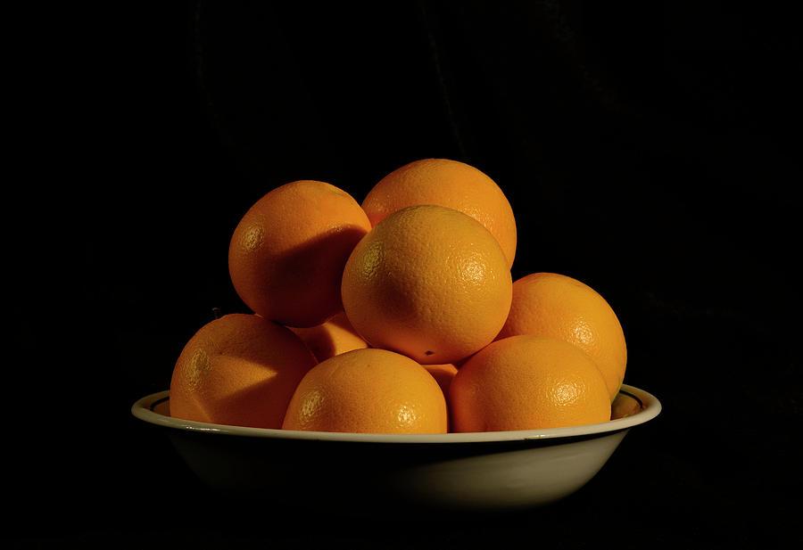 Oranges by Angie Tirado