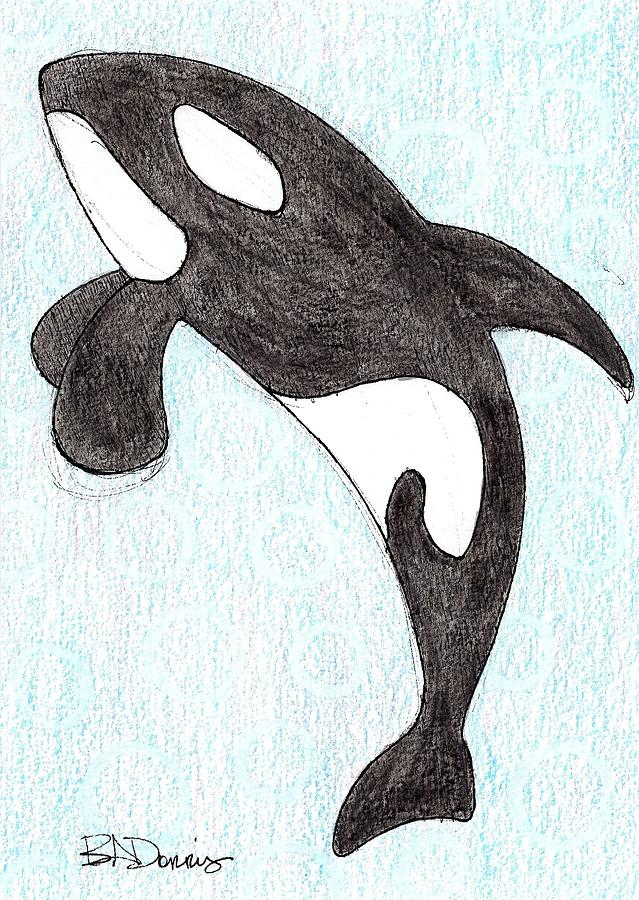 Orca by Brittany Dorris