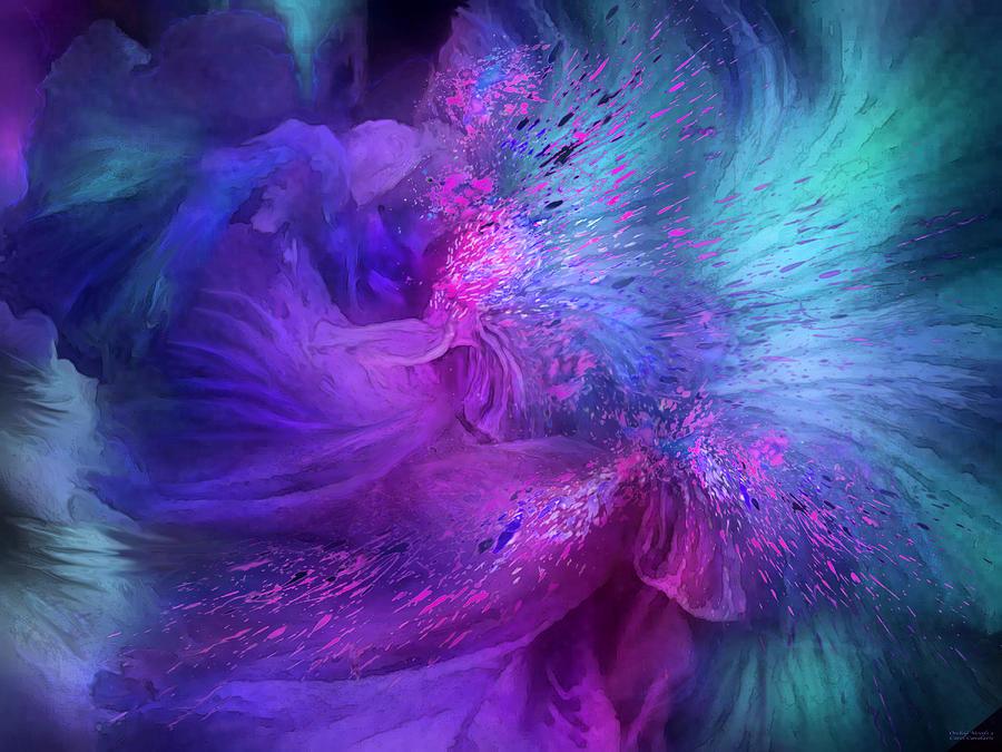 Orchid Moods 3 by Carol Cavalaris