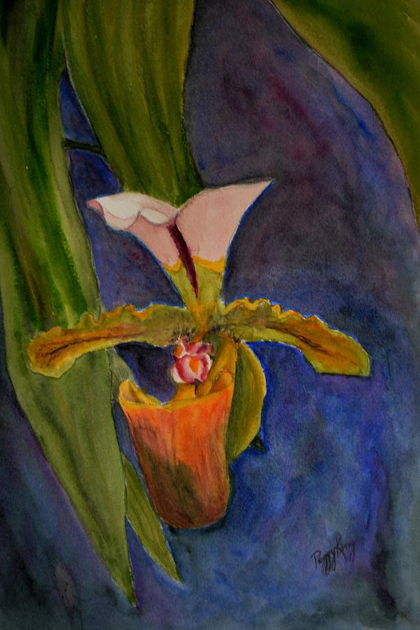 Orchid by Peggy King