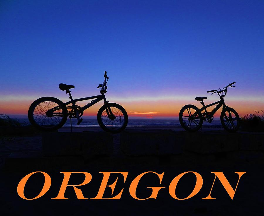 Oregon Bikes 2 by Gallery Of Hope