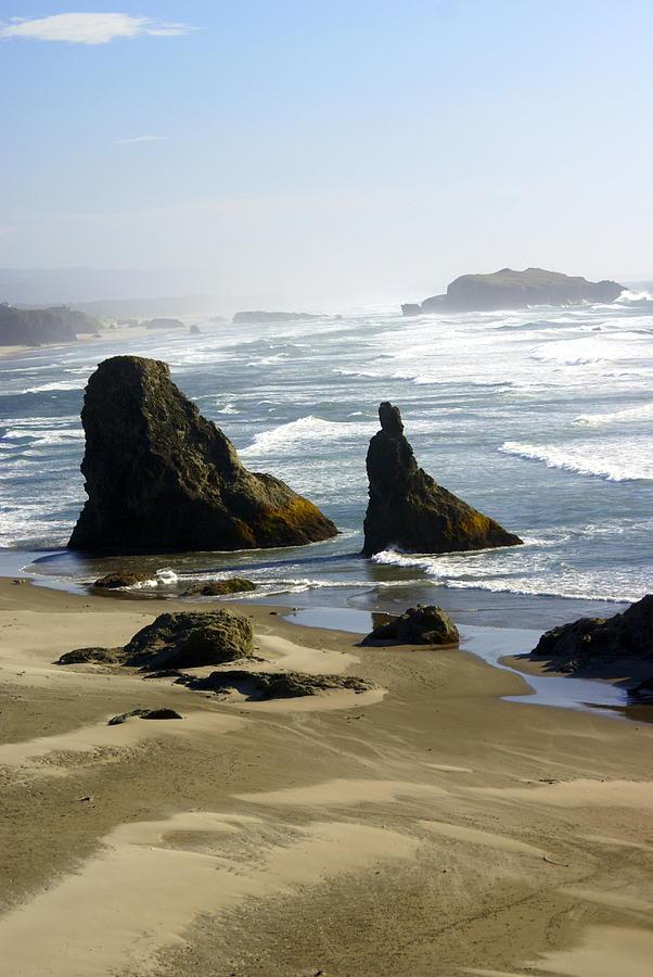Ocean Photograph - Oregon Coast 19 by Marty Koch