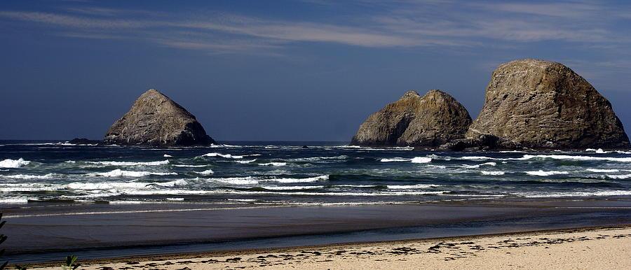 Ocean Photograph - Oregon Coast 8 by Marty Koch