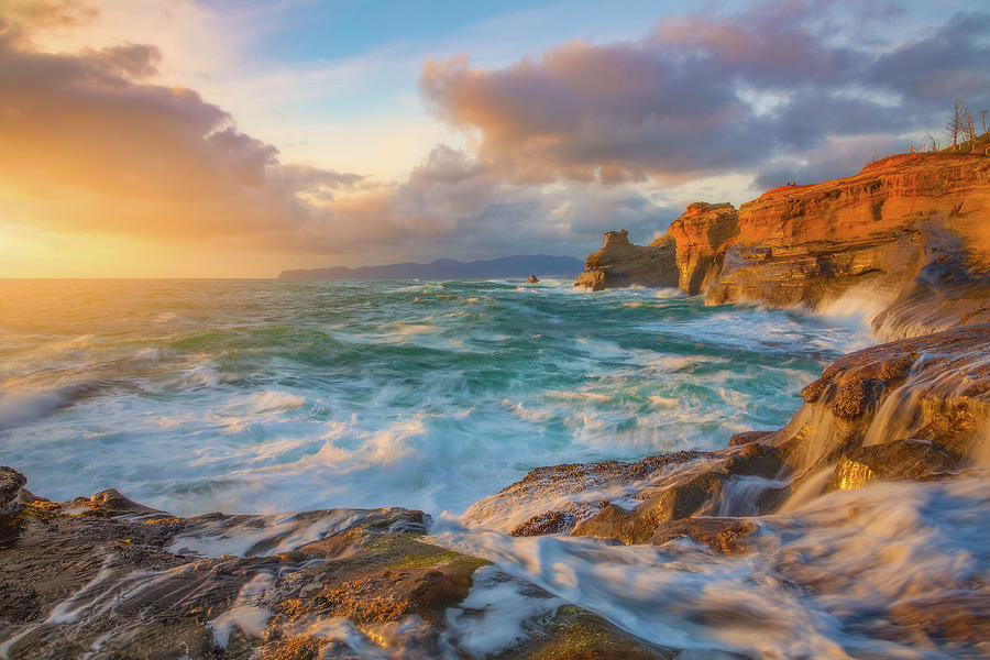 Oregon Coast Wonder Photograph