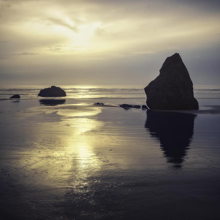 Oregon Zen - Square Photograph
