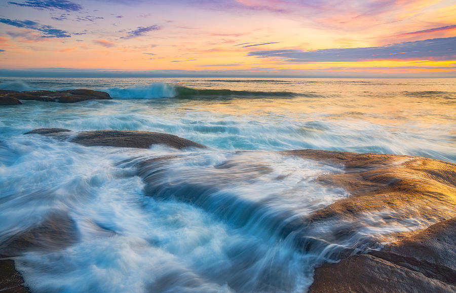 Oregons Gold Coast Photograph
