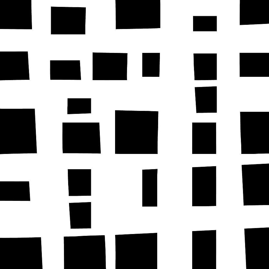 Organic Minimalism 2 by Menega Sabidussi