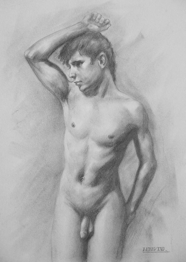 Sex drawings men naked