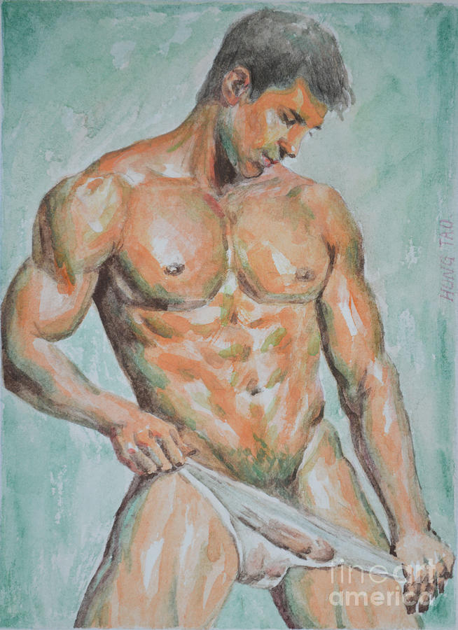 Arts body nude