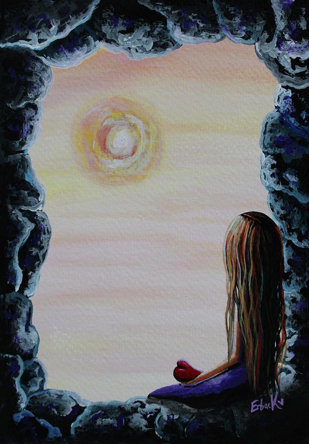 Original Fantasy Artwork Painting