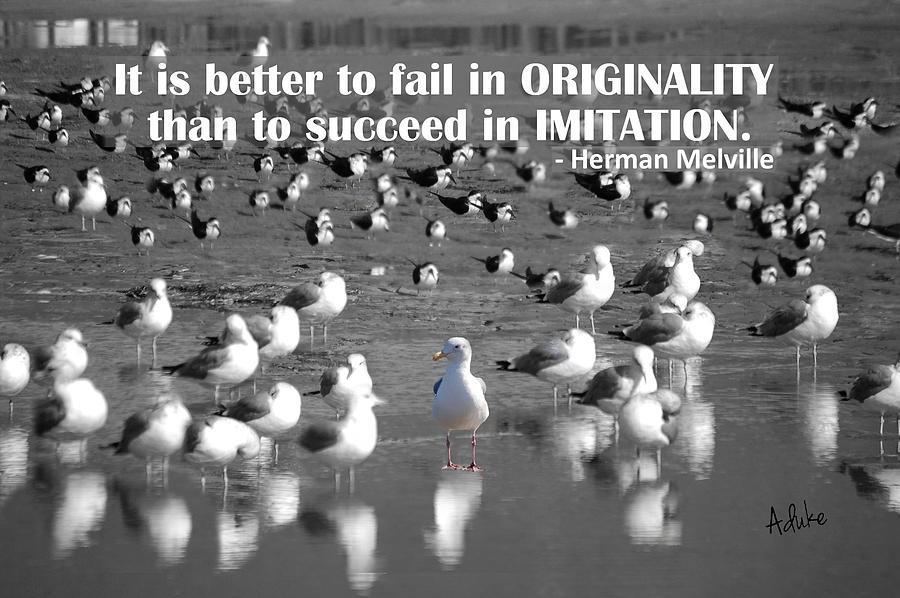 Originality Or Imitation Photograph