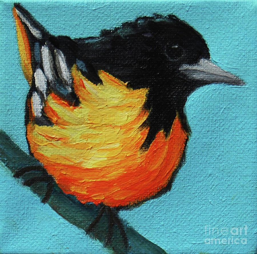 Oriole by Victoria Page