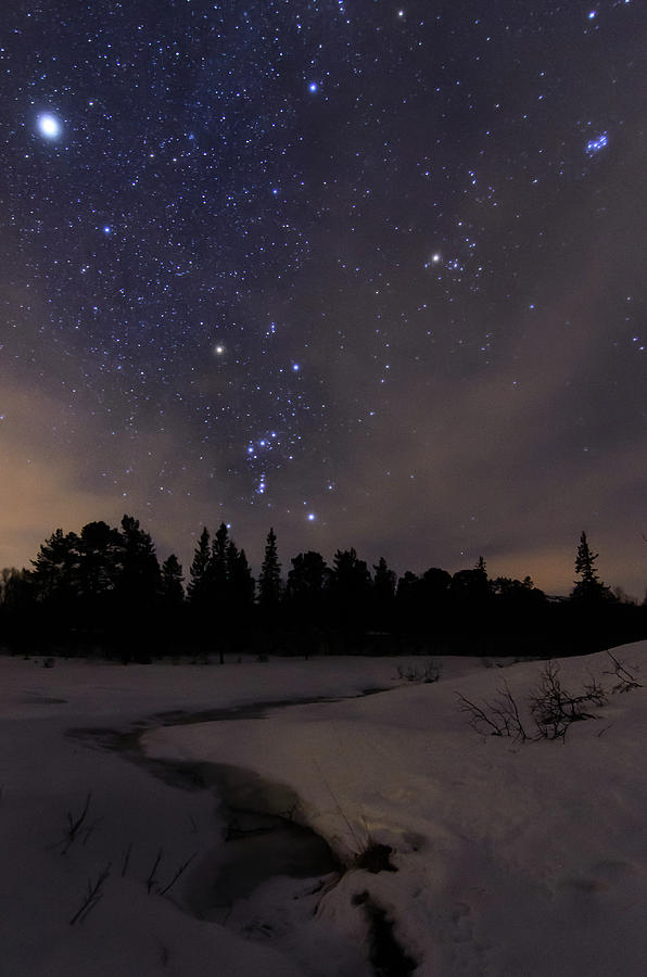 Orion Photograph - Orion by Kolbein Svensson