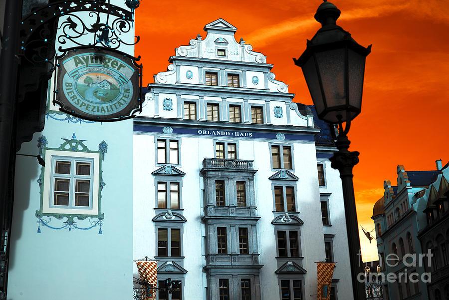 Orlando Haus orlando haus pop photograph by rizzuto