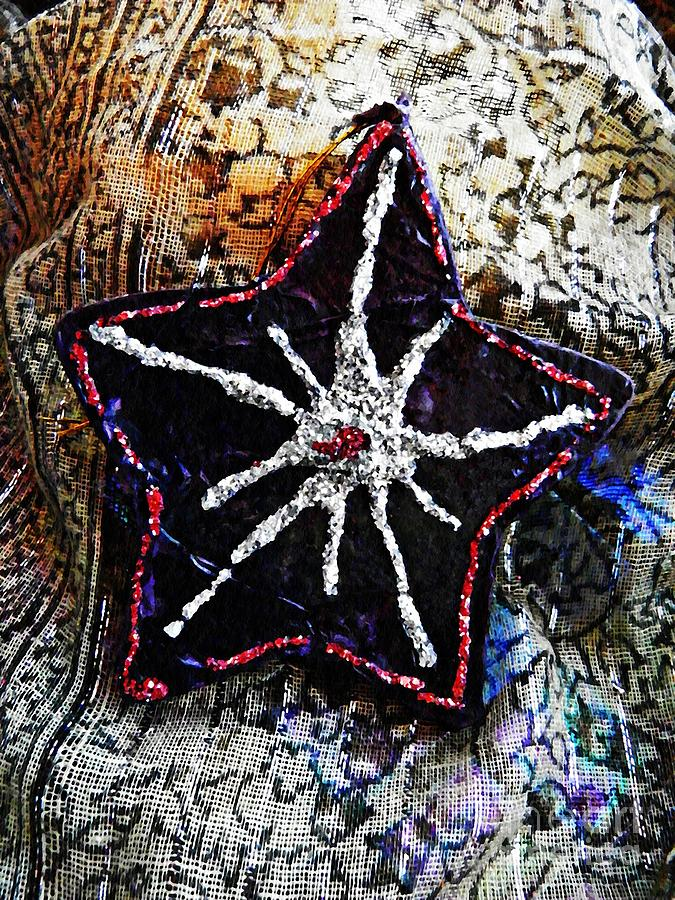Christmas Photograph - Ornaments 14 by Sarah Loft
