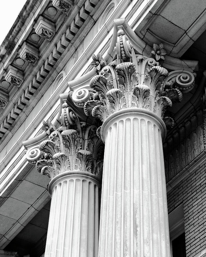 Architecture Photograph - Ornate by Slade Roberts