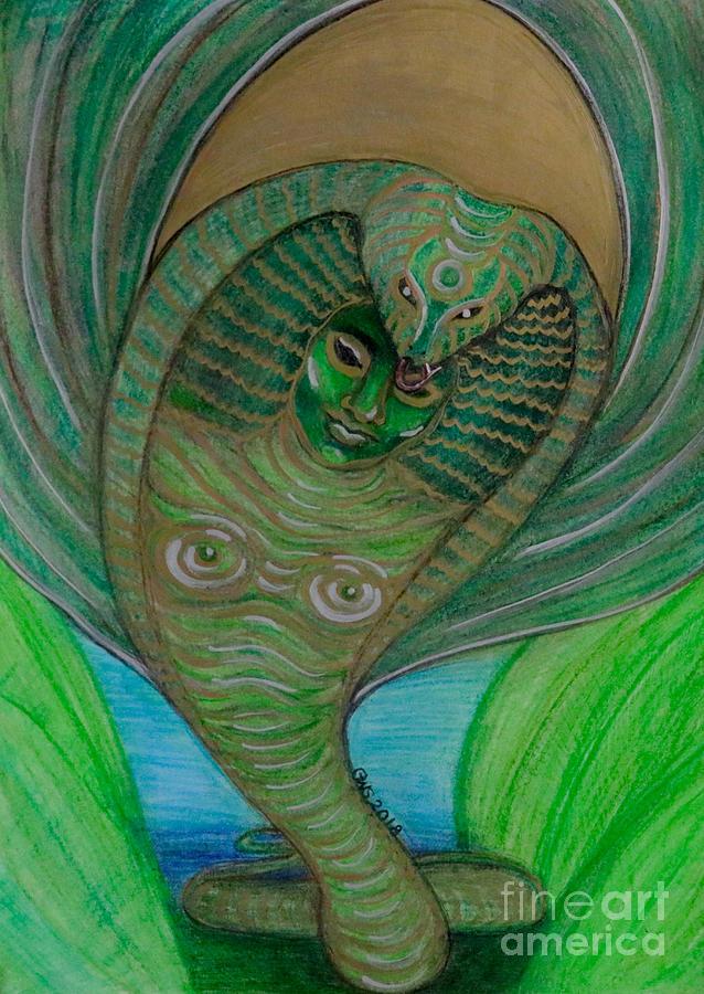 Wadjet Osain by Gabrielle Wilson-Sealy