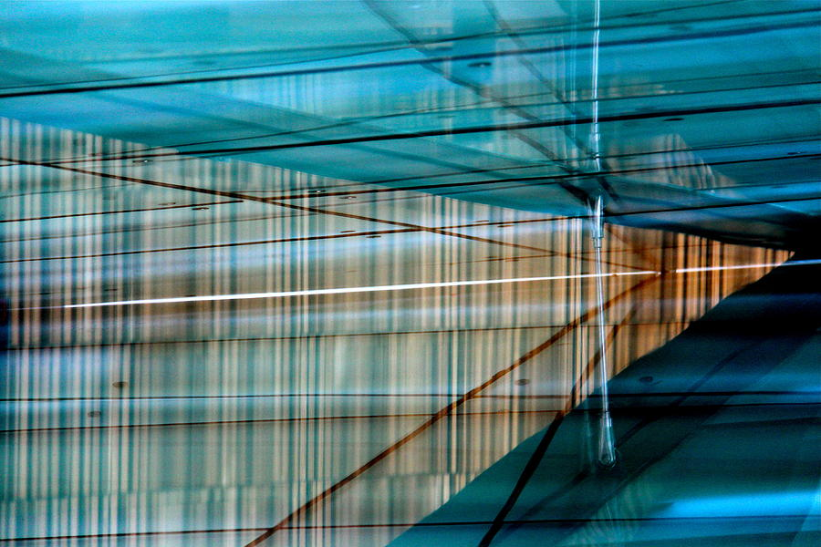 Abstract Photograph - Oslo Opera Norway 147 by Per Lidvall
