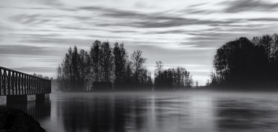 Matti Ollikainen Photograph - Ostrogoth - Black Edition by Matti Ollikainen