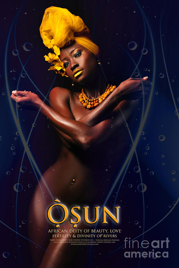 Osun Photograph by James C Lewis