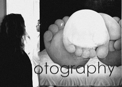 Black & White Photograph - Otography by Eduardo Hugo