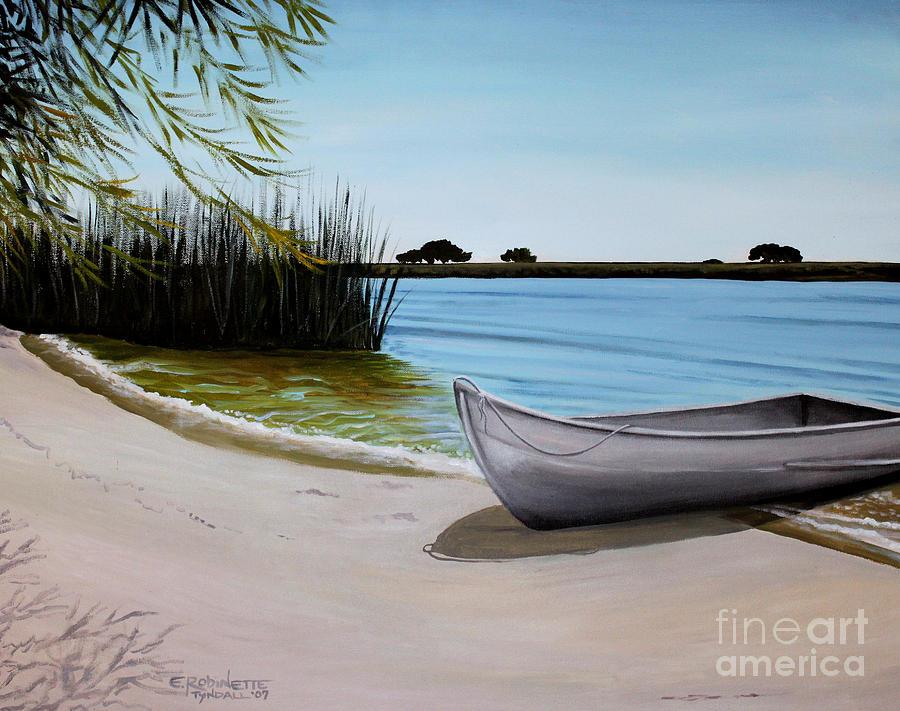 Our Beach by Elizabeth Robinette Tyndall