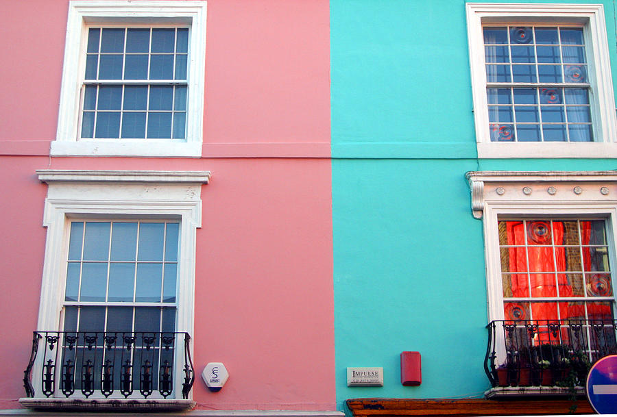 London Photograph - Our House Is A Very Very Very Fine House by Jez C Self