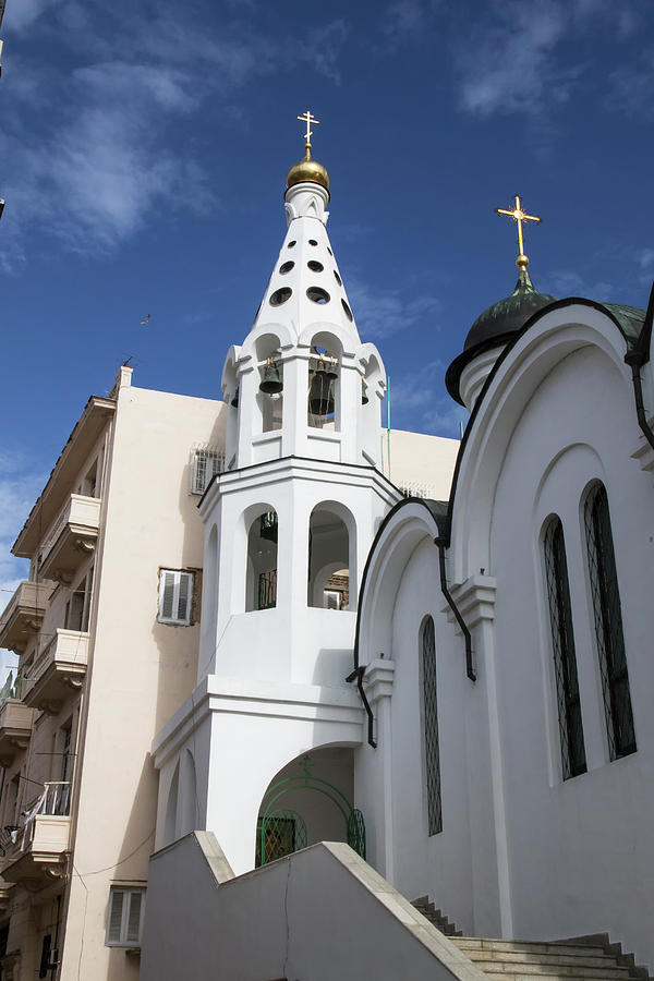 Our Lady of Kazan Russian Orthodox Church by Arthur Dodd