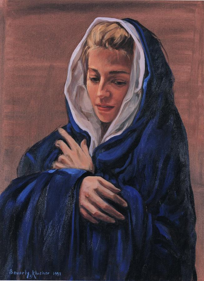 Our Lady of Tranquility by Beverly Klucher
