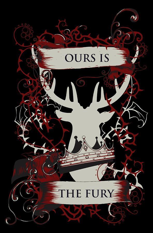 Ours is the Fury by Christopher Meade