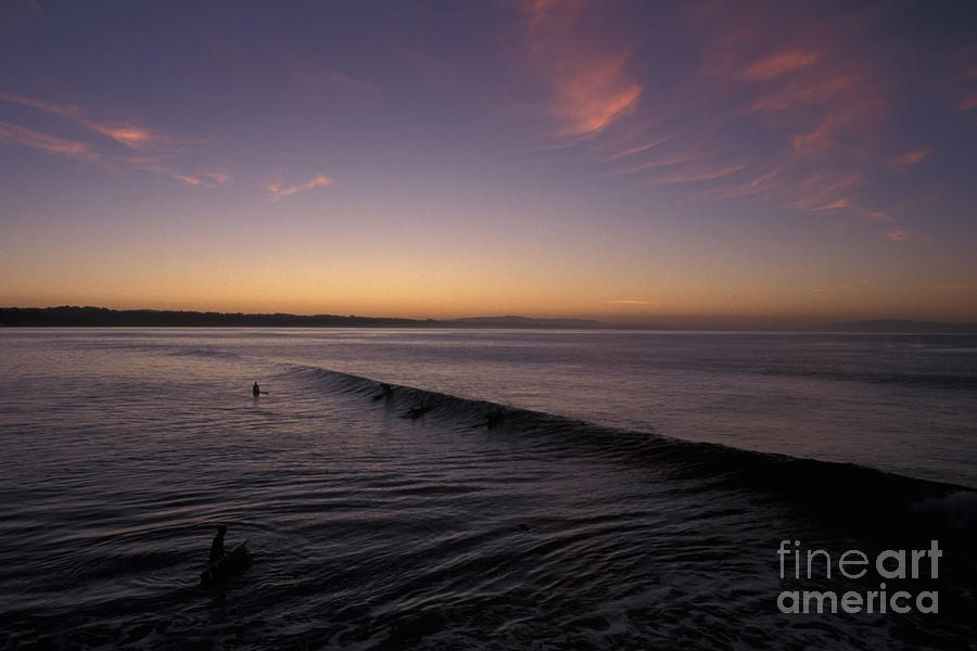 California Photograph - Out Before Dawn by Stan and Anne Foster