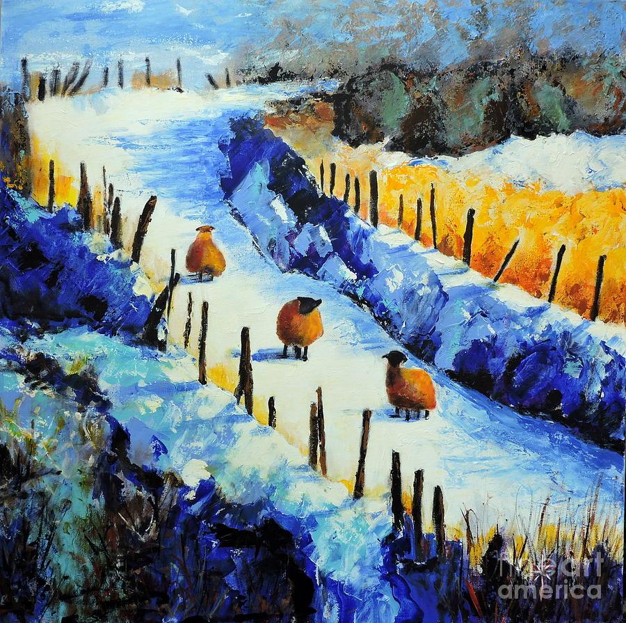 out for a stroll by Jodie Marie Anne Richardson Traugott          aka jm-ART