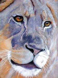 Wildlife Painting - Out Of Africa by Katherine Taylor-Green