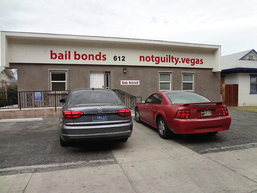 Bail Photograph - Out Of Pocket Expenses by Bruce Iorio