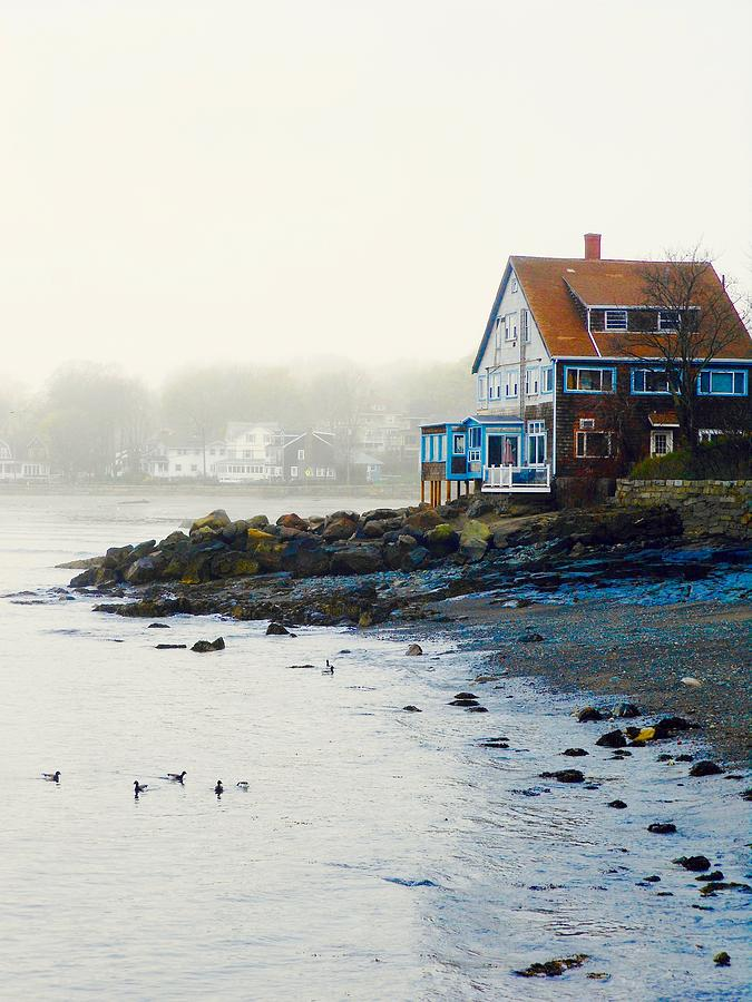 Out Of The Fog by My Lens and Eye - Judy Mullan -