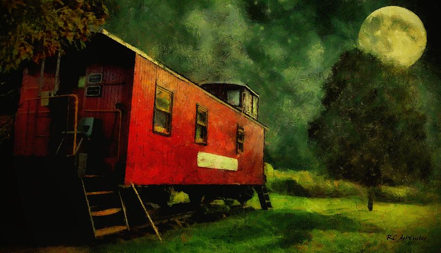 Out to Pasture by RC DeWinter