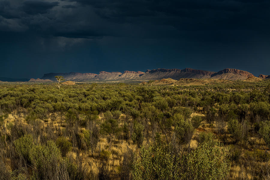 Outback Storm by Racheal Christian
