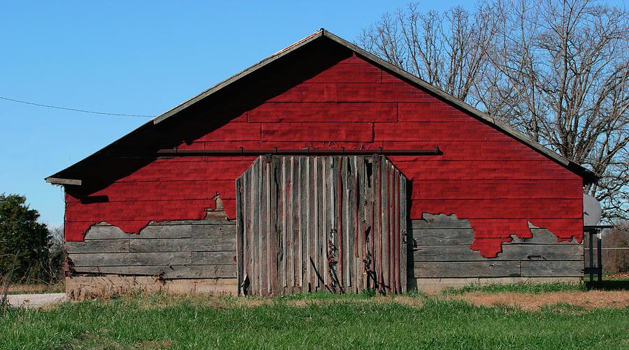 Farm Photograph - Outbuilding by Grant Groberg