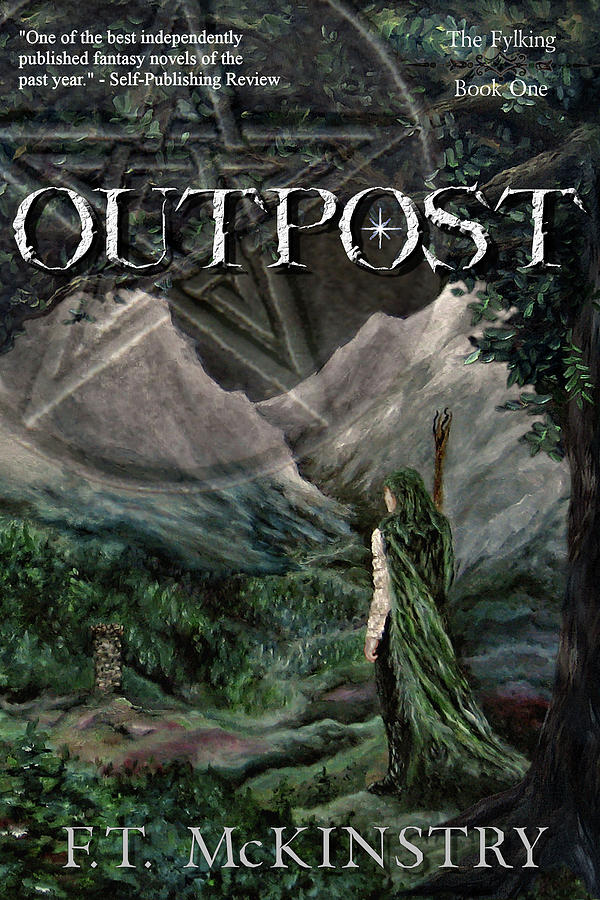 Outpost Cover Art by FT McKinstry